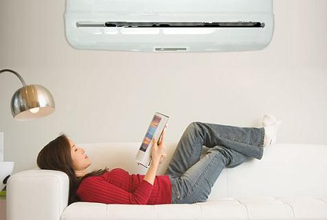 Foto de Evitar que el aire acondicionado perjudique la salud