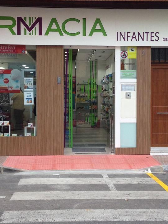 Foto de Rampa de acceso